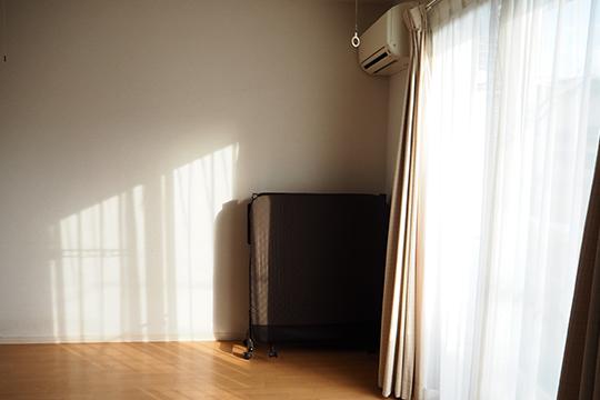 いすゞの寮の部屋の写真