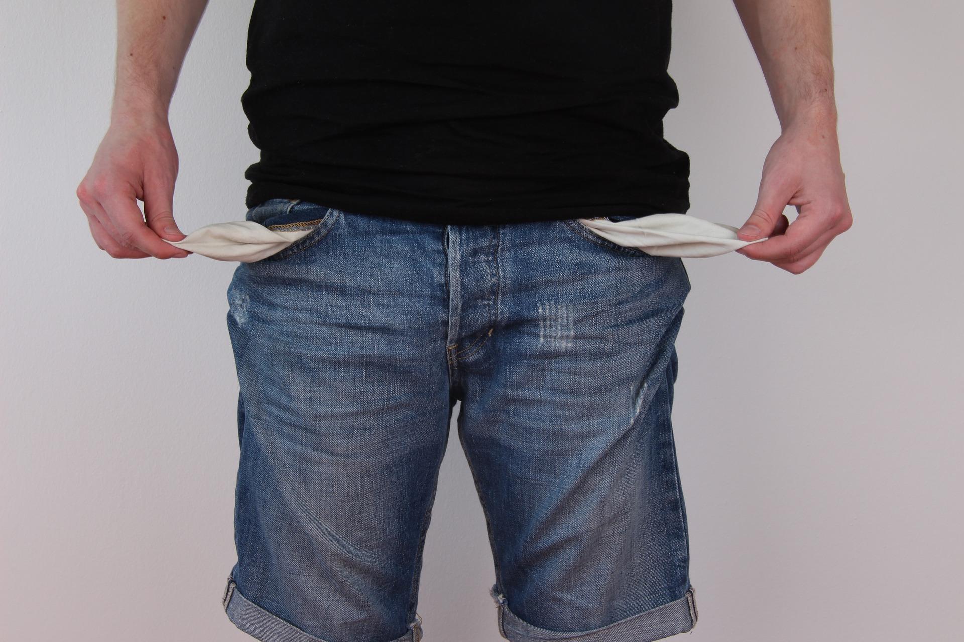 期間工になるための初期費用を用意できないときの対処法